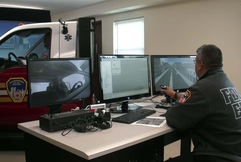 EVOC-training-sim