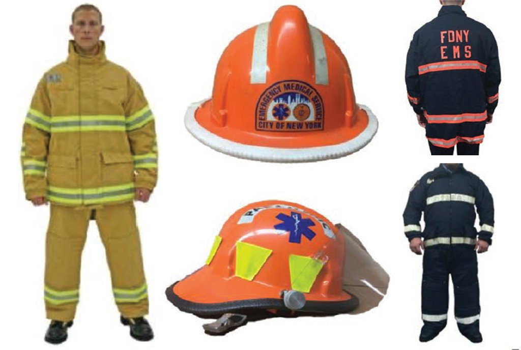 After 9/11, FDNY made improvements to EMS personal protective equipment (PPE).