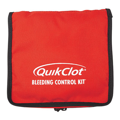 QuikClot® Bleeding Control Kit™ (closed)
