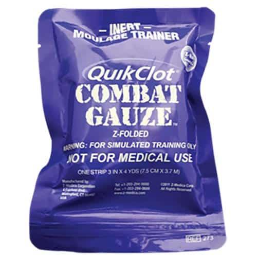 QuikClot Combat Gauze® Moulage Trainer
